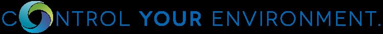 logo-control-your-environment blue